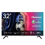 Hisense HD TV 2020 32AE5500F - Smart TV Resolución HD, Natural Color Enhancer, Dolby Audio, Vidaa U...